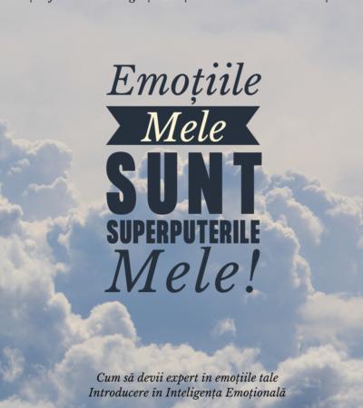 Emoțiile Mele Sunt Superputerile Mele